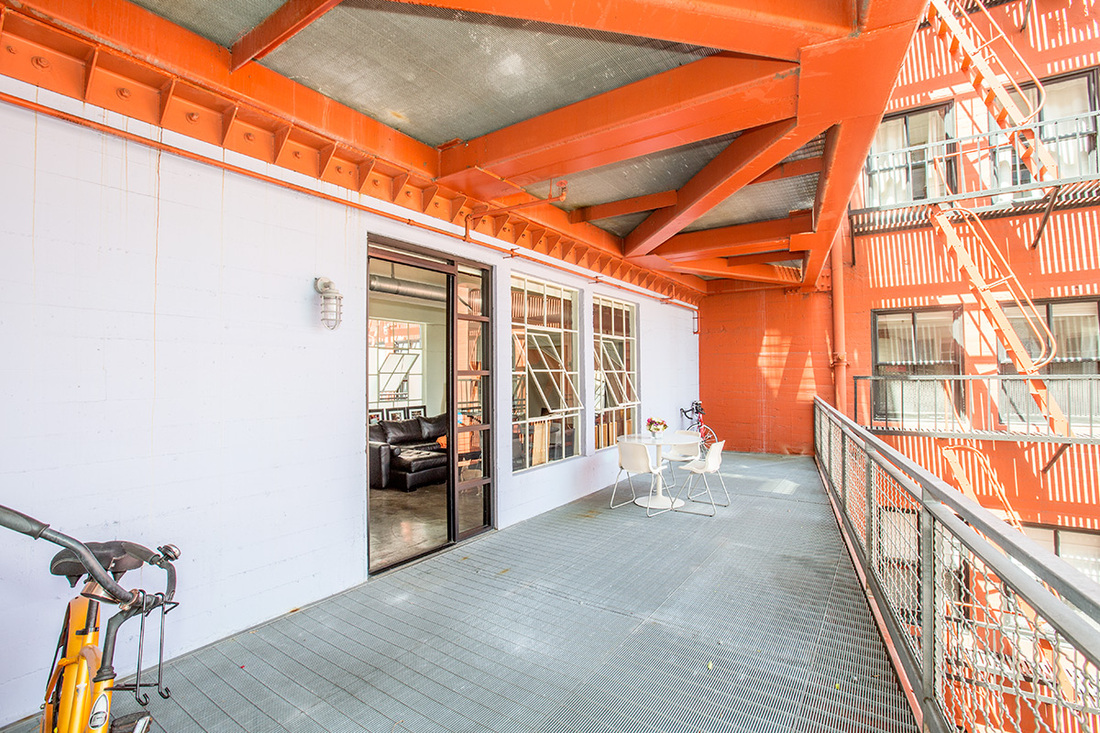 Santee Court Loft For Rent Downtown Los Angeles DOWNTOWN LOS ANGELES LUXURY